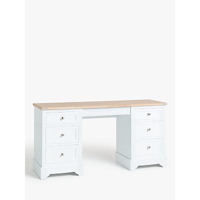 John Lewis & Partners St Ives Dressing Table, FSC-Certified (Oak, Birch, Oak Veneer, MDF)