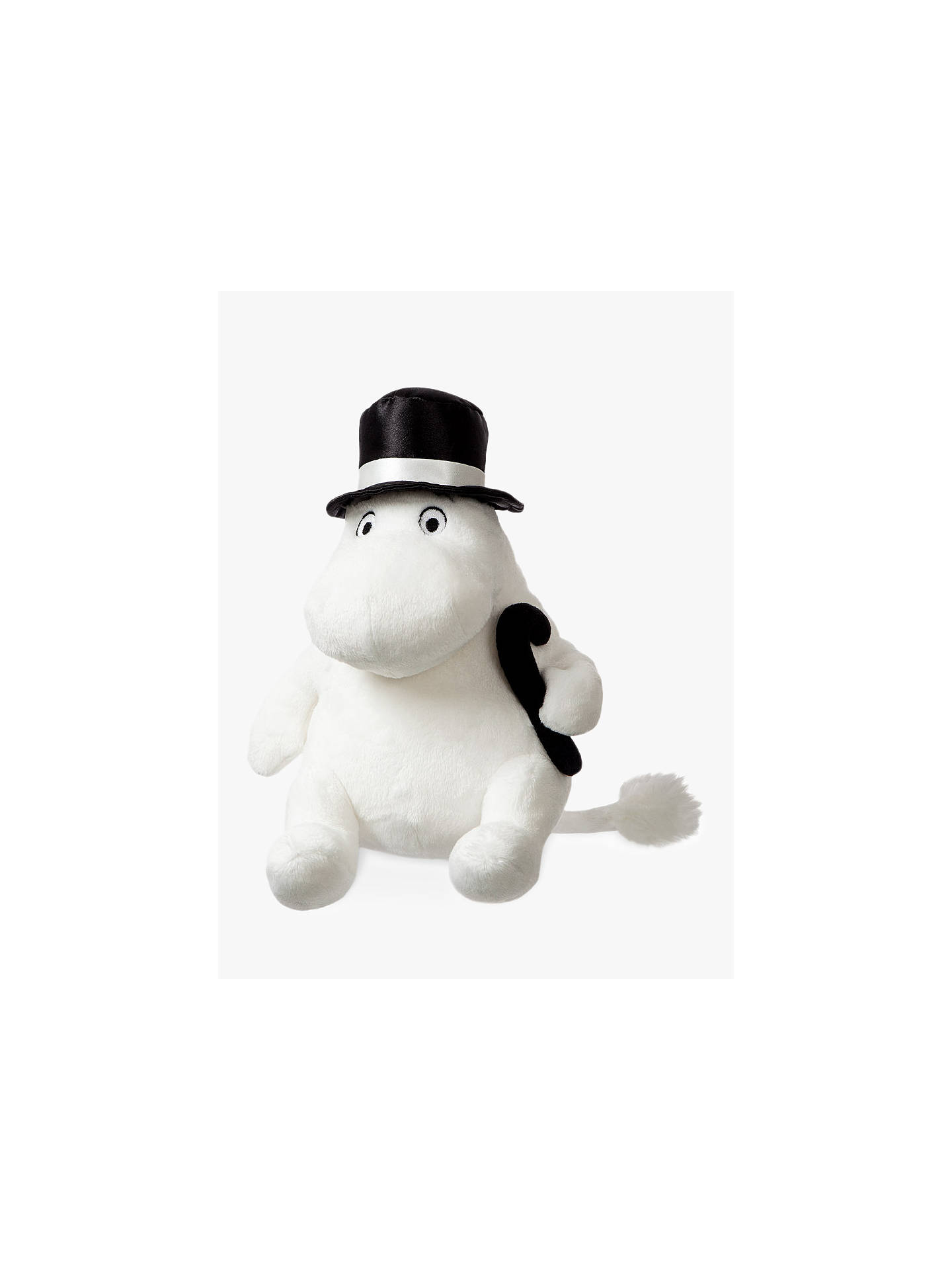 BuyThe Moomins Moominpappa Soft Toy Online at johnlewis.com
