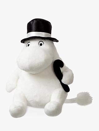 The Moomins Moominpappa Soft Toy