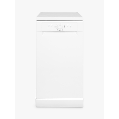 Hotpoint HSFE1B19 Freestanding Dishwasher, A+ Energy Rating