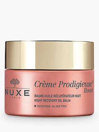 NUXE Crème Prodigieuse® Boost Night Recovery Oil Balm, 50g
