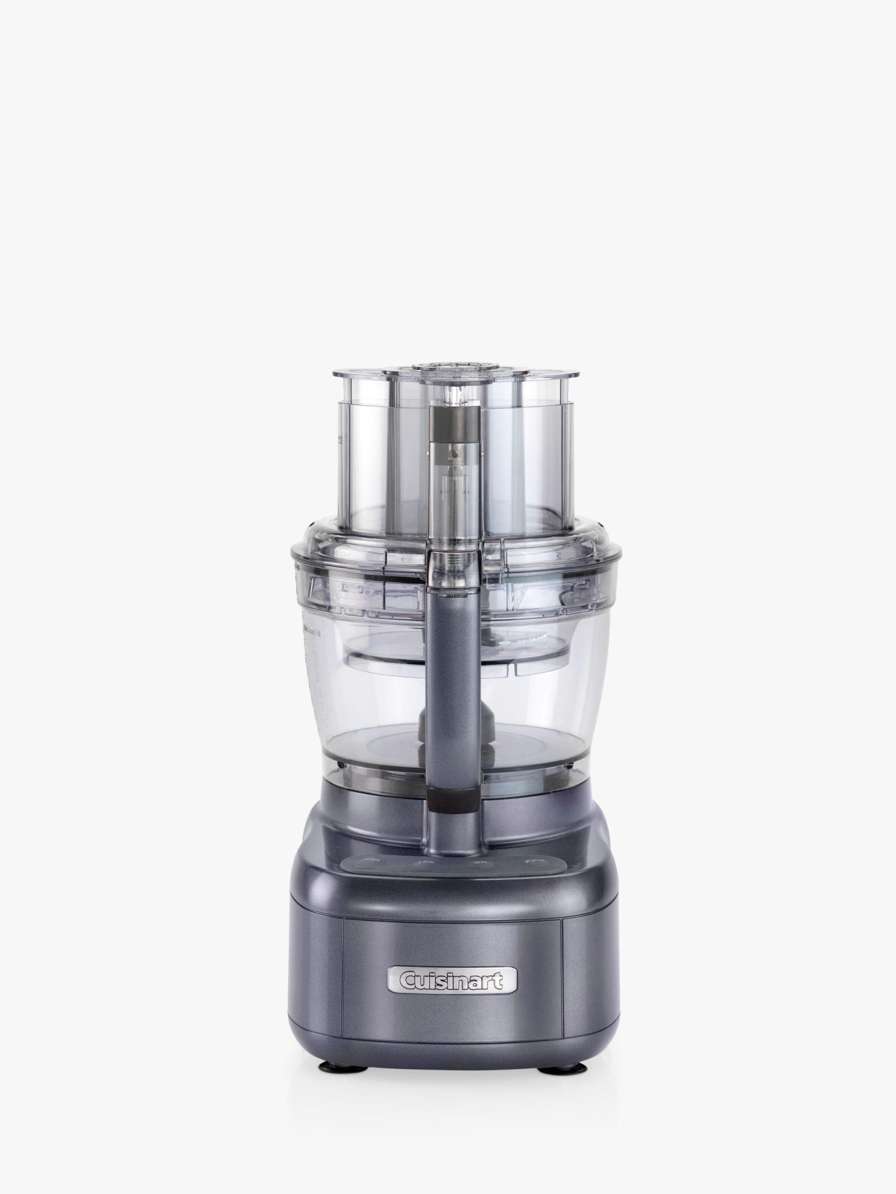 Cuisinart Cuisinart FP1300U Expert Prep Pro Food Processor, Midnight Grey