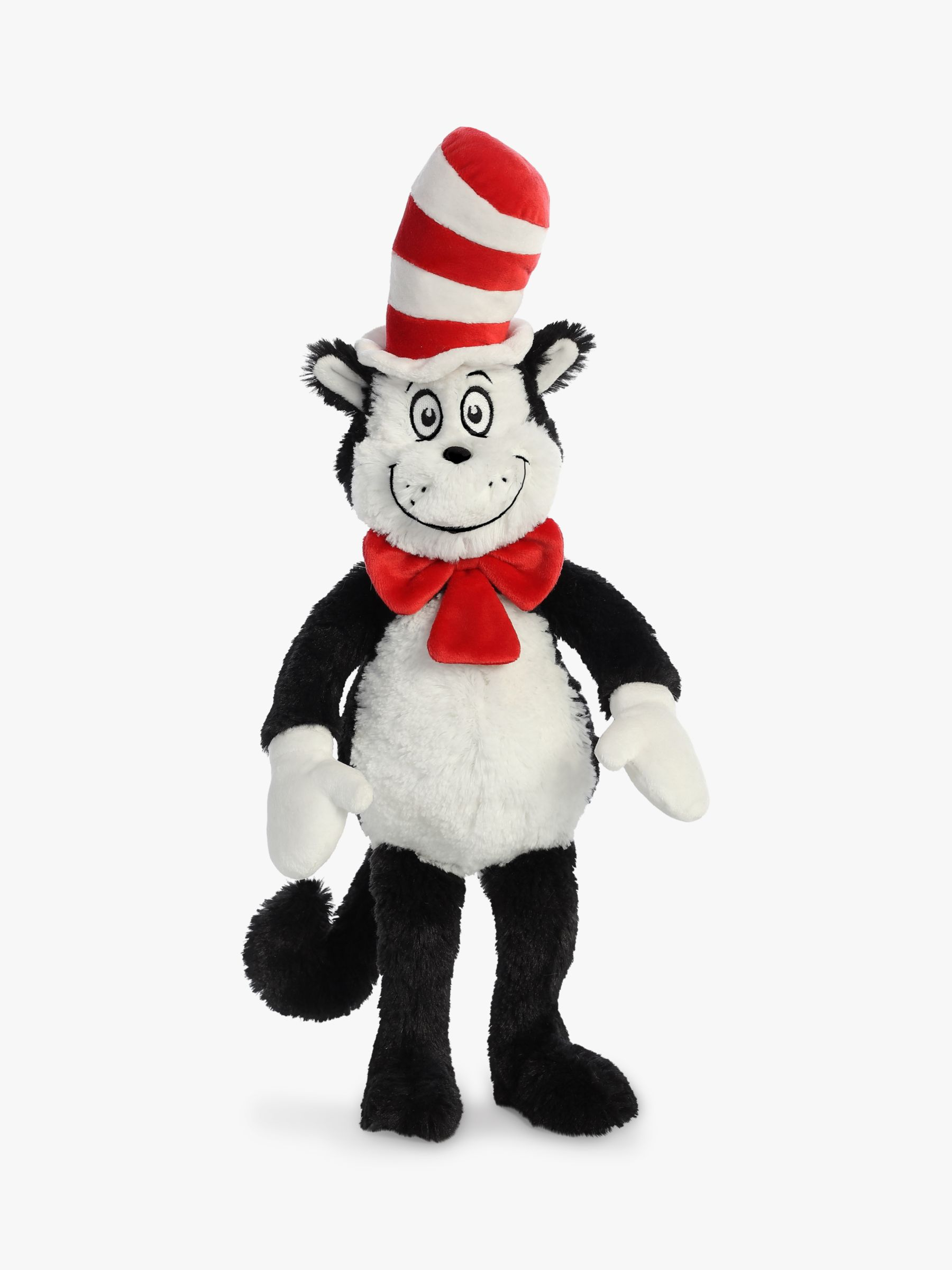 Dr. Seuss Cat In The Hat Soft Toy
