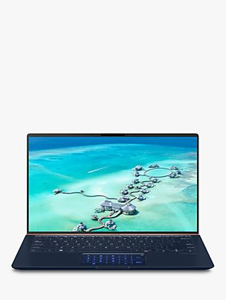 "ASUS Zenbook 14 UX433FA-A6061T Laptop, Intel Core i5, 8GB RAM, 256GB SSD, 14"", Full HD, Royal Blue Metal"