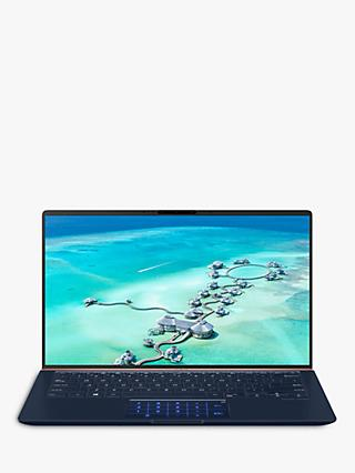 "ASUS Zenbook 14 UX433FA-A6076T Laptop, Intel Core i7, 8GB RAM, 512GB SSD, 14"", Full HD, Royal Blue Metal"
