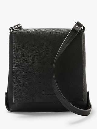 Kin Elm Cross Body Bag, Black