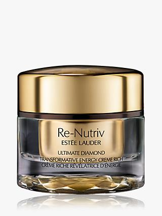 Estée Lauder Re-Nutriv Ultimate Diamond Transformative Energy Crème Rich, 50ml