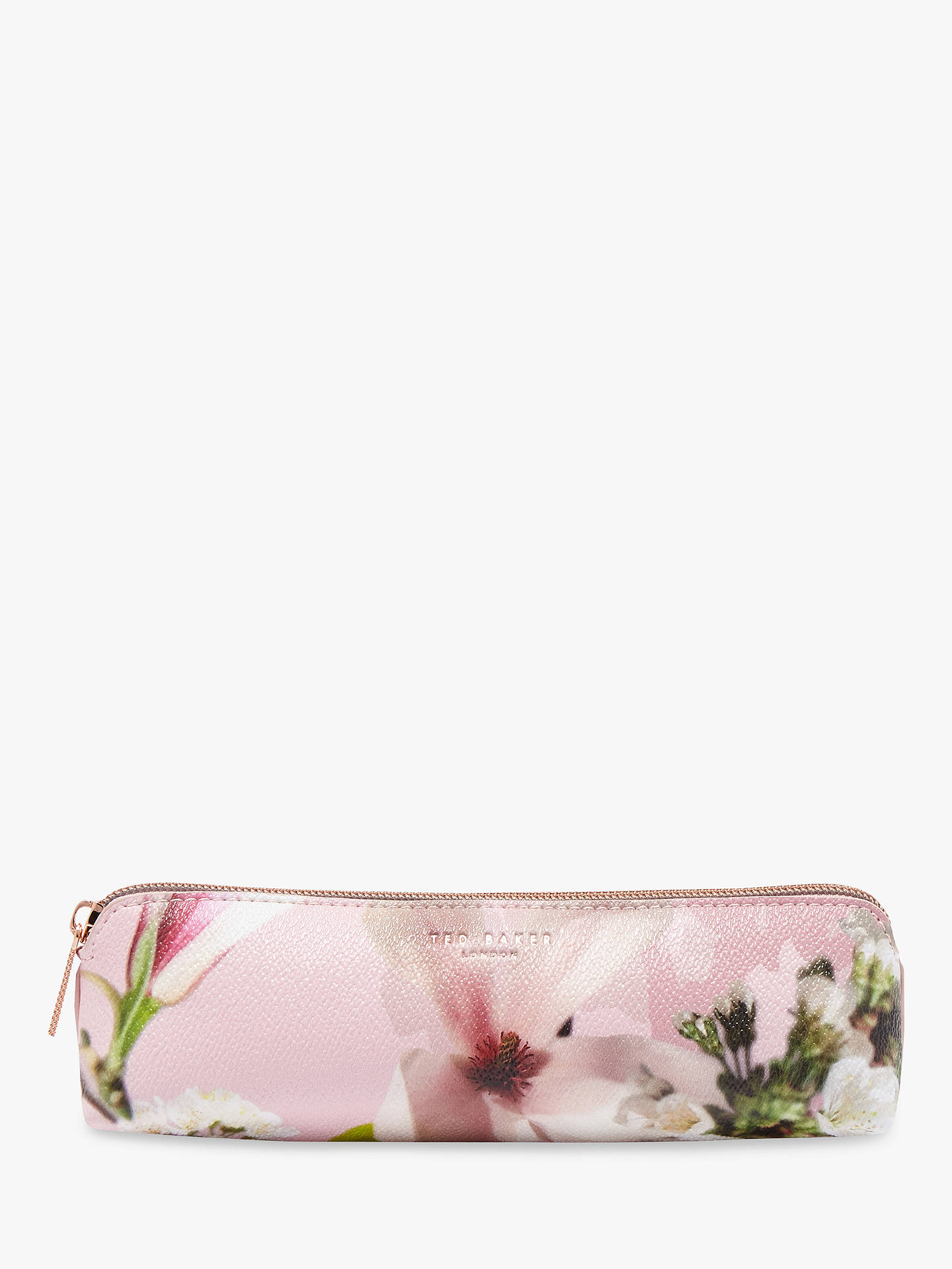 new concept e24aa c10c3 Ted Baker Sundae Pencil Case, Pink