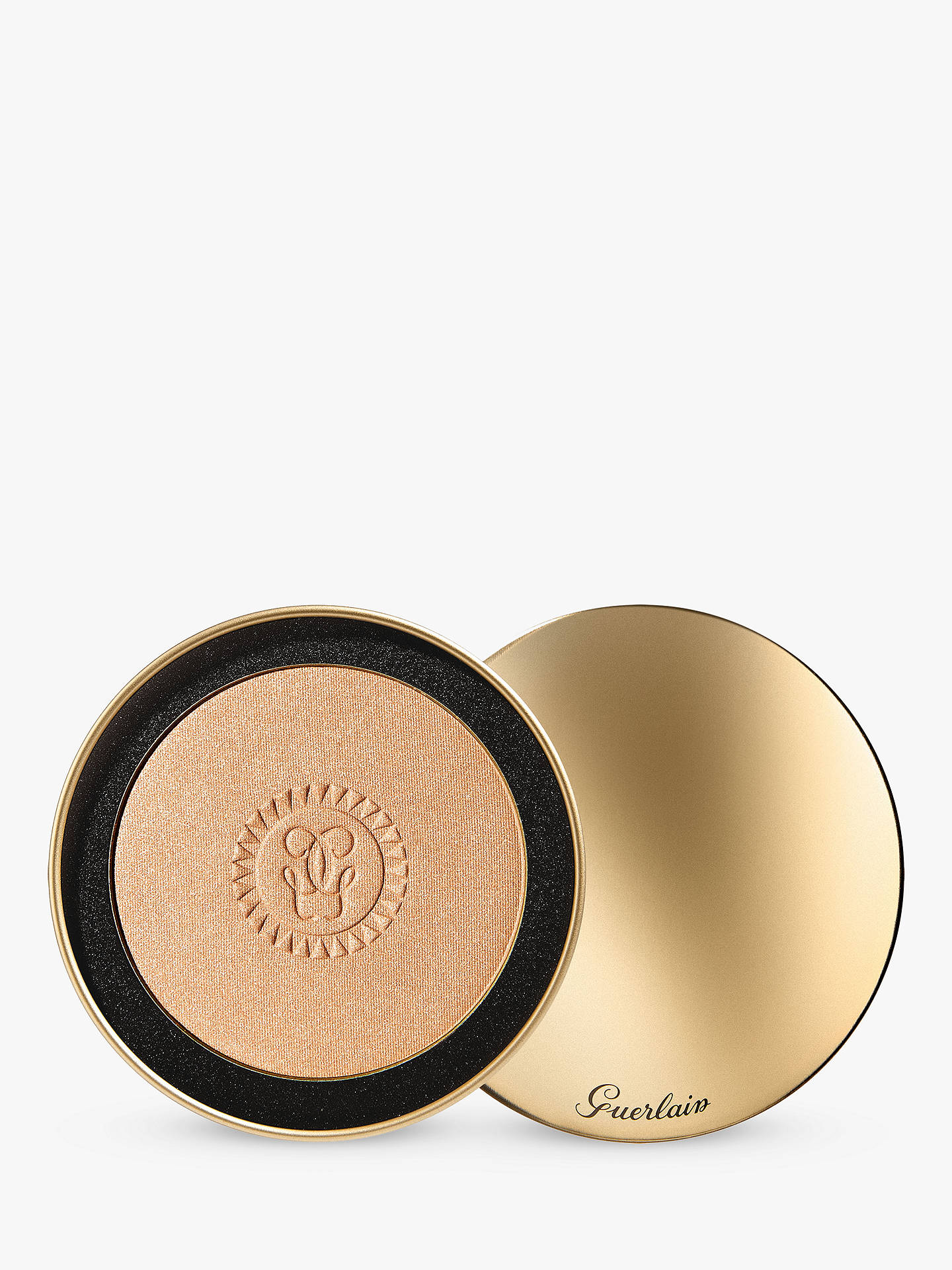 BuyGuerlain Terracotta Electric Light Copper Bronzing Powder, 10g Online at johnlewis.com