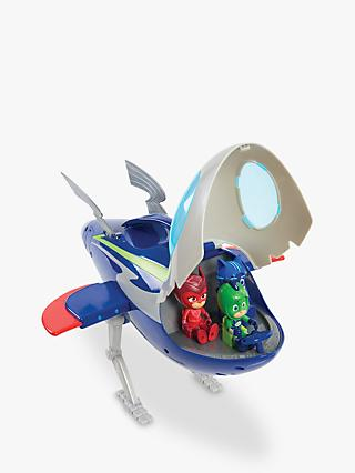 PJ Masks Moon HQ Rocket