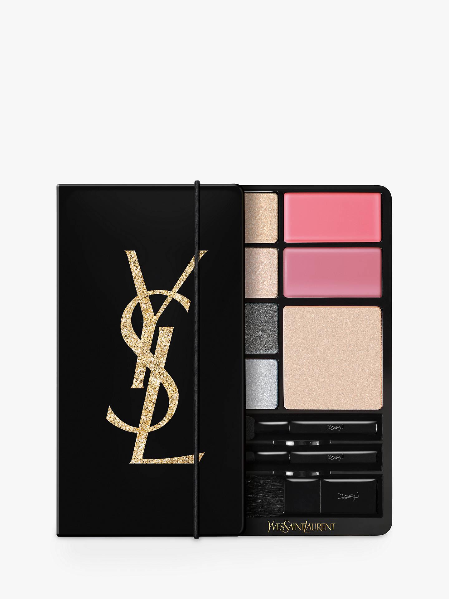 Yves Saint Lau Makeup Palette Gold