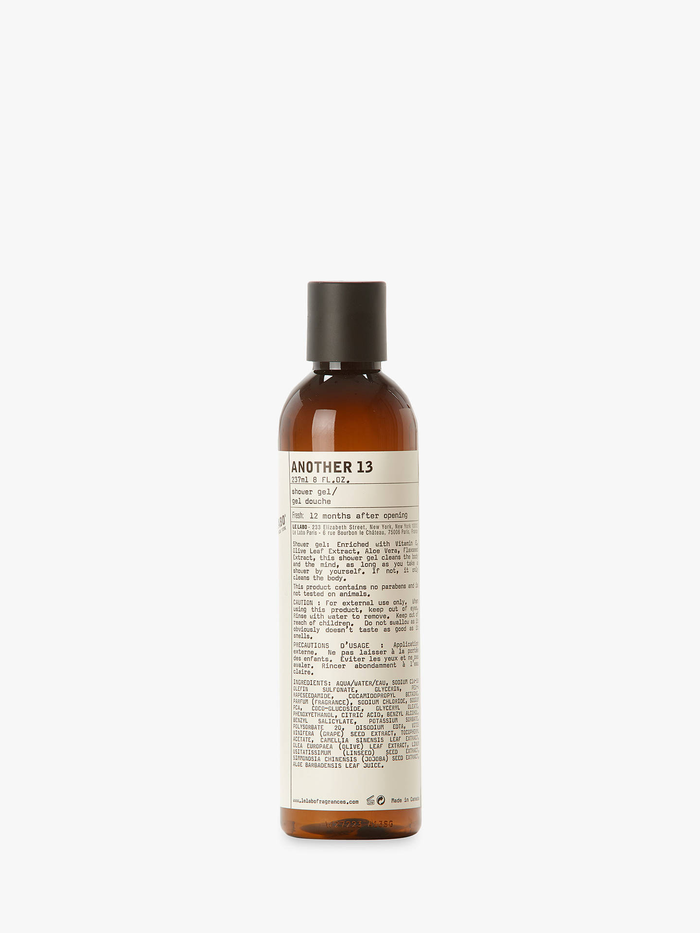 3e42cd787282 Buy Le Labo Another 13 Shower Gel