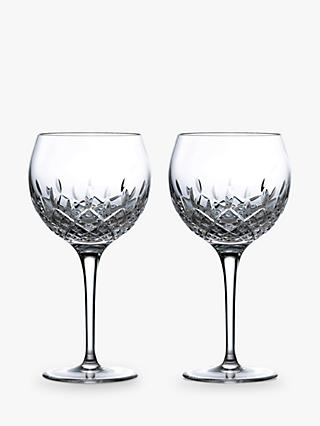 Royal Doulton R&D Collection Highclere Crystal Gin Glasses, Set of 2, 560ml, Clear