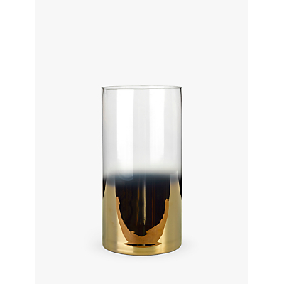 pols potten Hurricane Half Gold Vase, Large