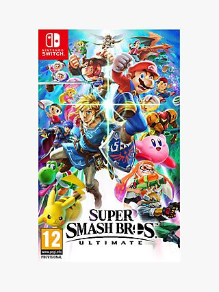 Super Smash Bros – Ultimate, Switch