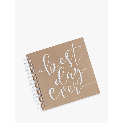 Image of Ginger Ray Mini Envelope Guestbook
