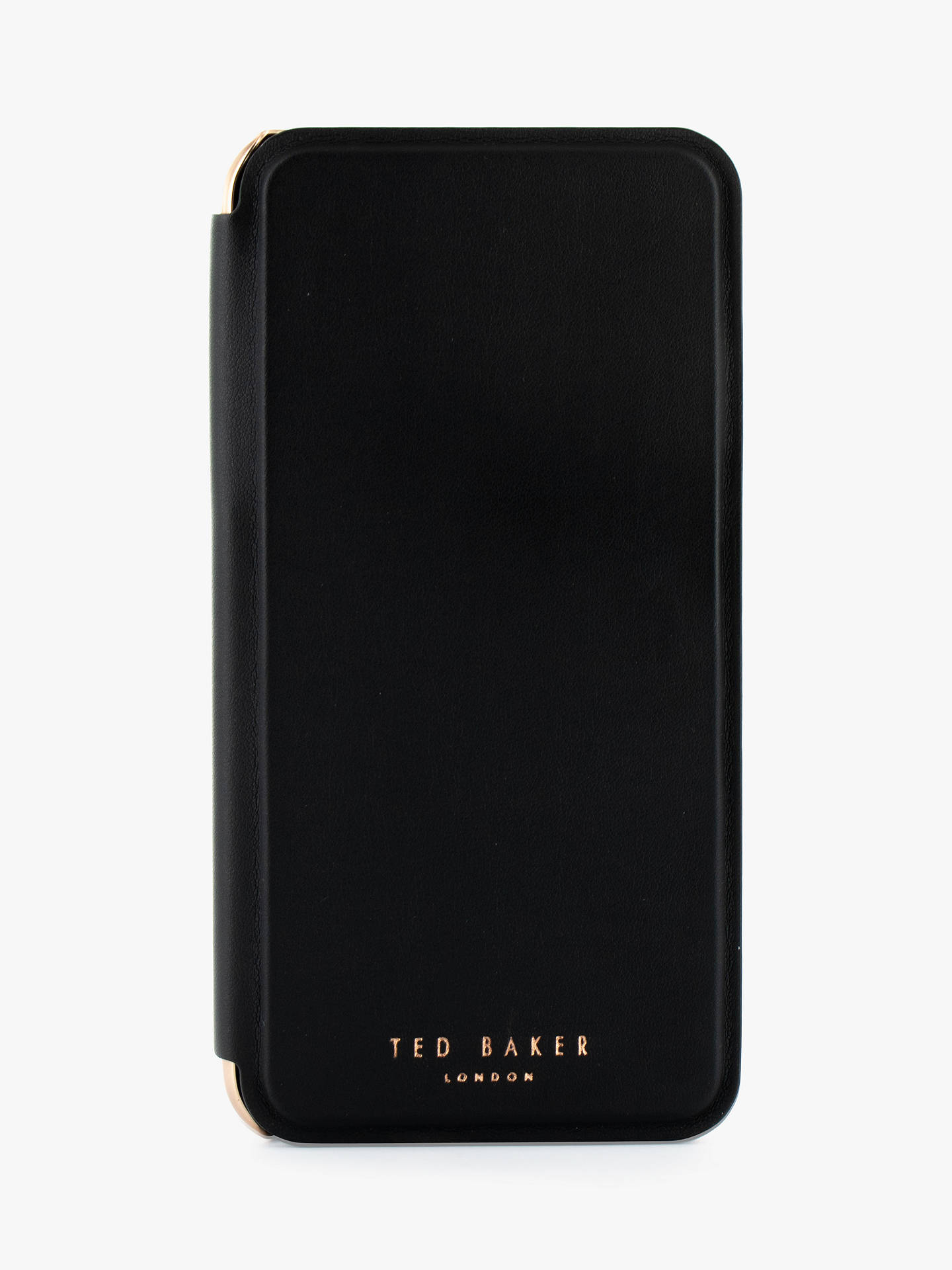 separation shoes 45917 9d902 Ted Baker Shannon Folio Case for iPhone XS Max