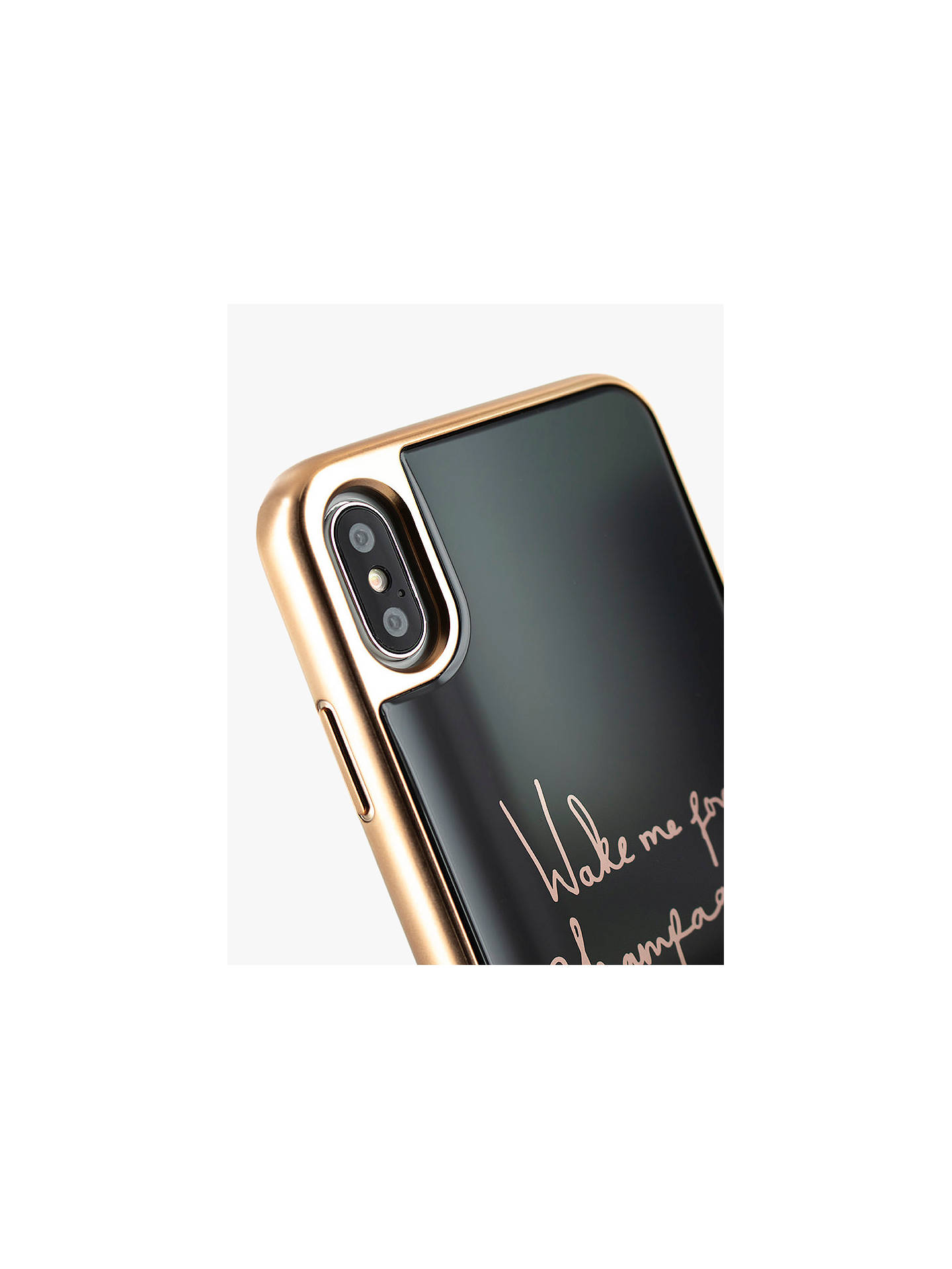 Buy Ted Baker Champagne Case for iPhone XS Max Online at johnlewis.com