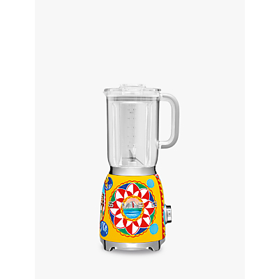 Smeg BLF01DGUK D&G Food Blender, Multi