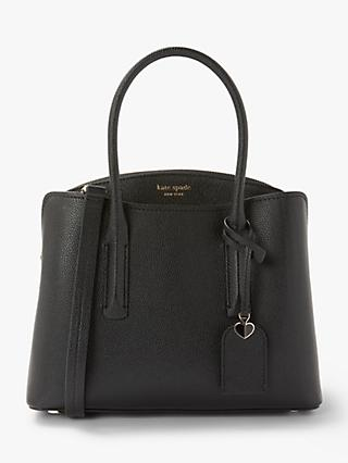 kate spade new york Margaux Leather Medium Satchel