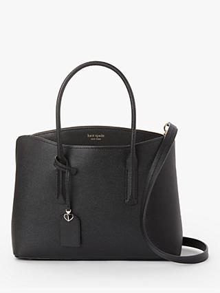 kate spade new york Margaux Leather Large Satchel Bag