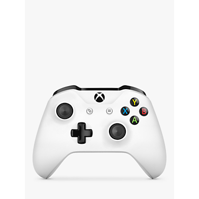 Image of Microsoft Xbox One Wireless Controller, White