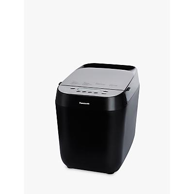 Panasonic SD-ZP2000KXC Croustina Breadmaker, Black
