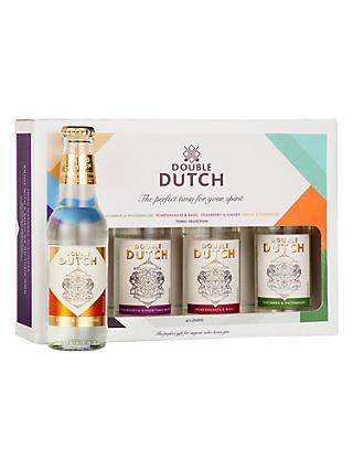 Double Dutch Tonic Pack, 4x 200ml