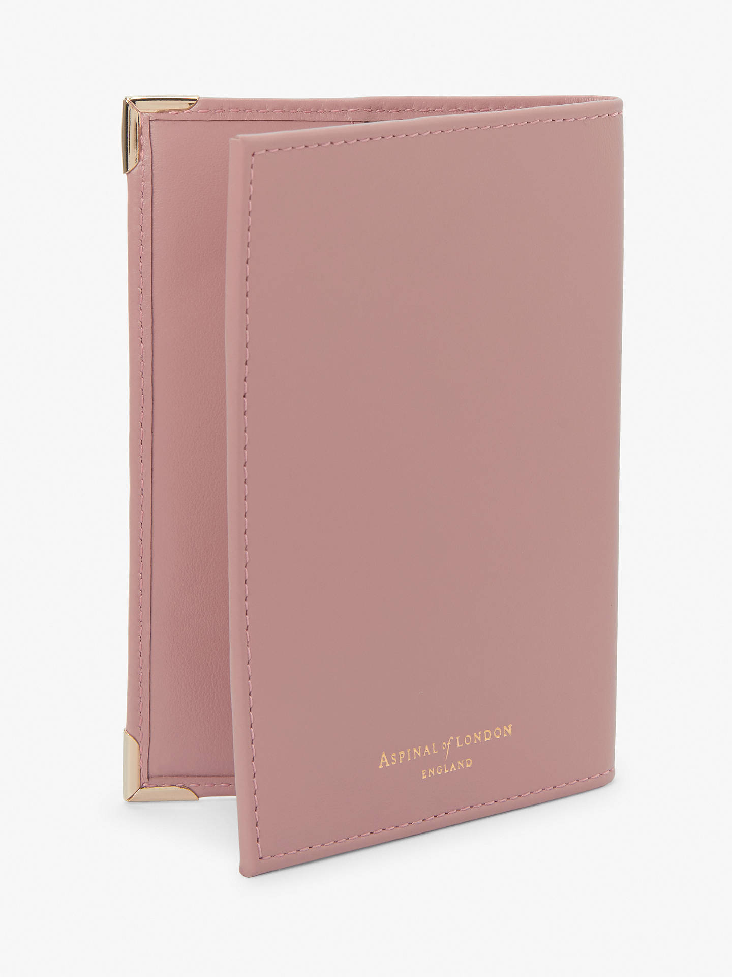 d76506e88 ... Buy Aspinal of London Leather Passport Cover