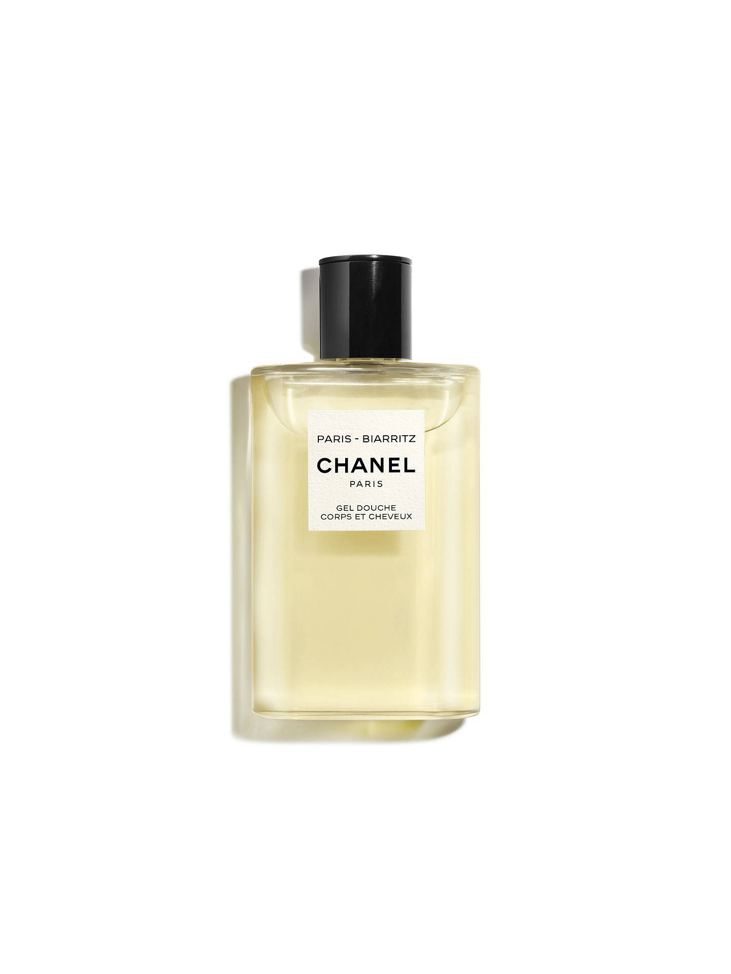 fa0fcfd197 CHANEL LES EAUX DE CHANEL PARIS - BIARRITZ - Hair & Body Shower Gel