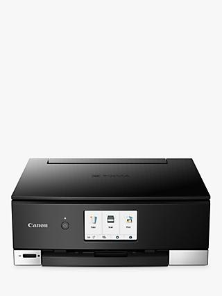 Canon PIXMA TS8250 All-in-One Wireless Wi-Fi Printer
