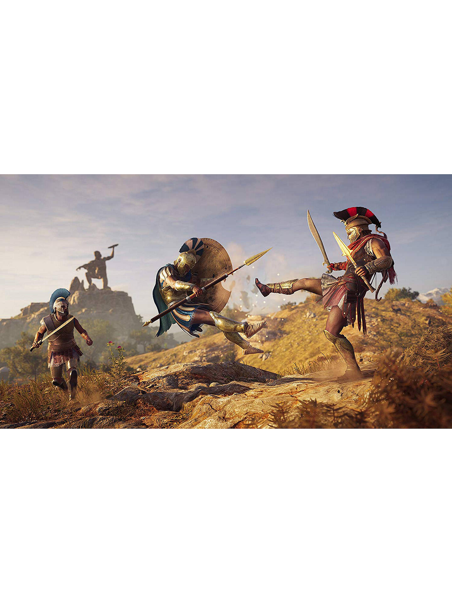 BuyAssassin's Creed Odyssey, PS4 Online at johnlewis.com