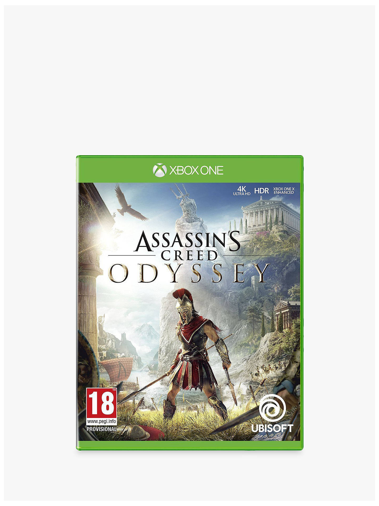BuyAssassin's Creed Odyssey, Xbox One Online at johnlewis.com