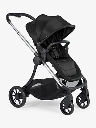 iCandy Lime Pushchair and Carrycot, Onyx