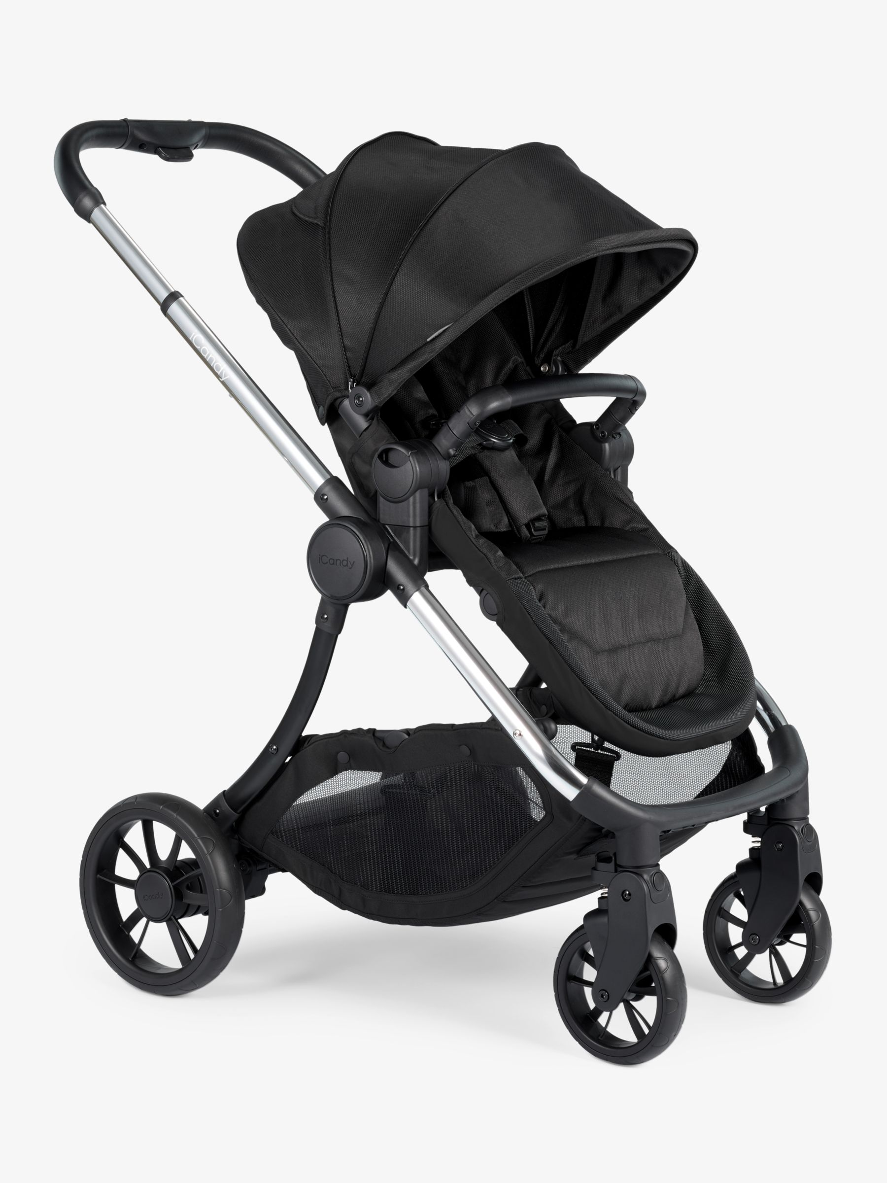 iCandy iCandy Lime Pushchair and Carrycot, Onyx