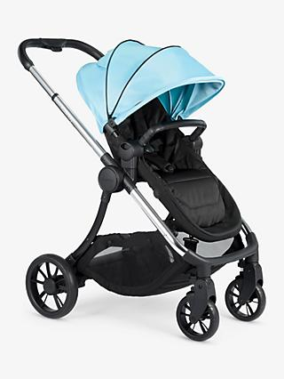 iCandy Lime Pushchair and Carrycot, Glacier