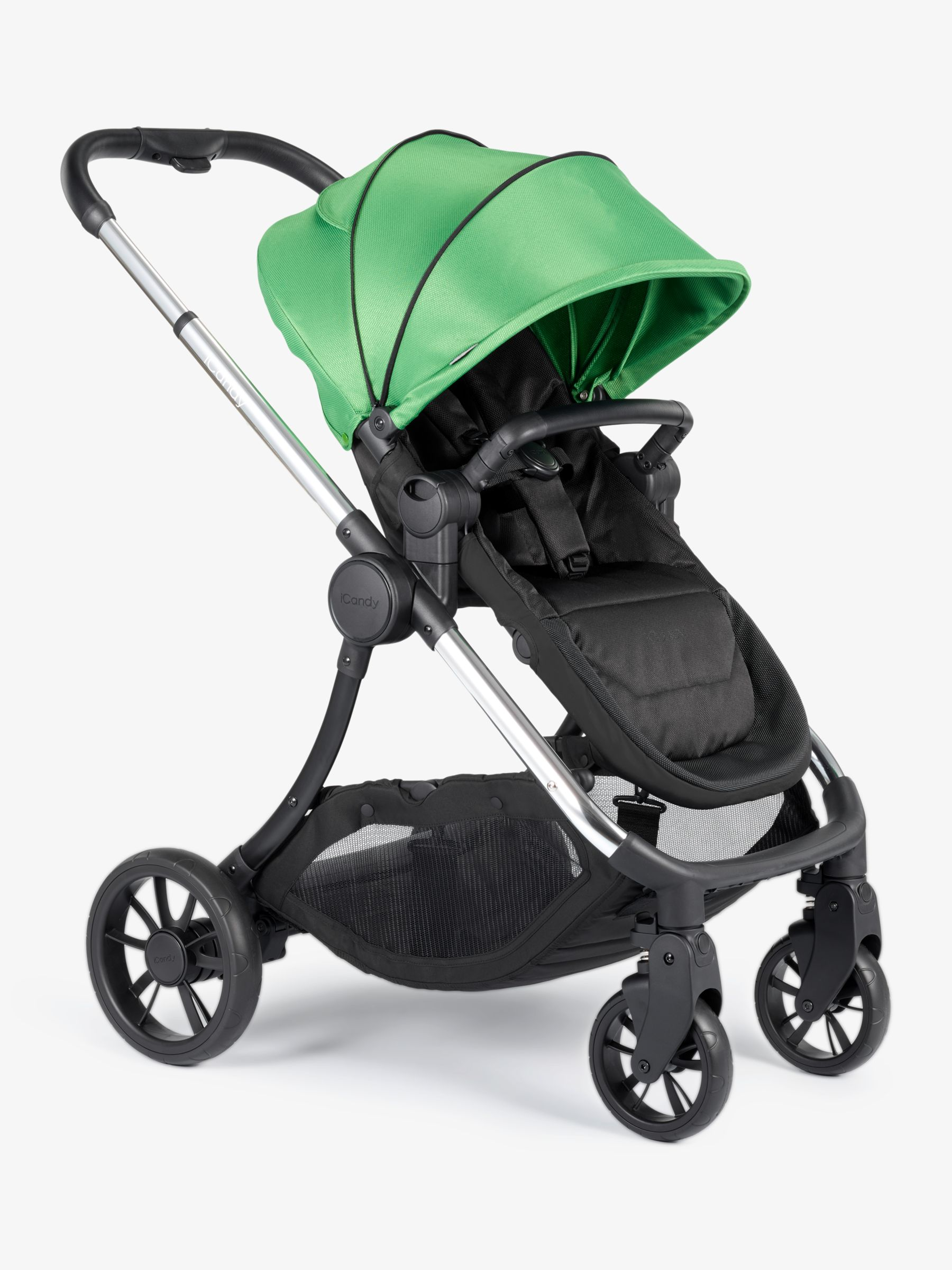 iCandy iCandy Lime Pushchair and Carrycot, Lime