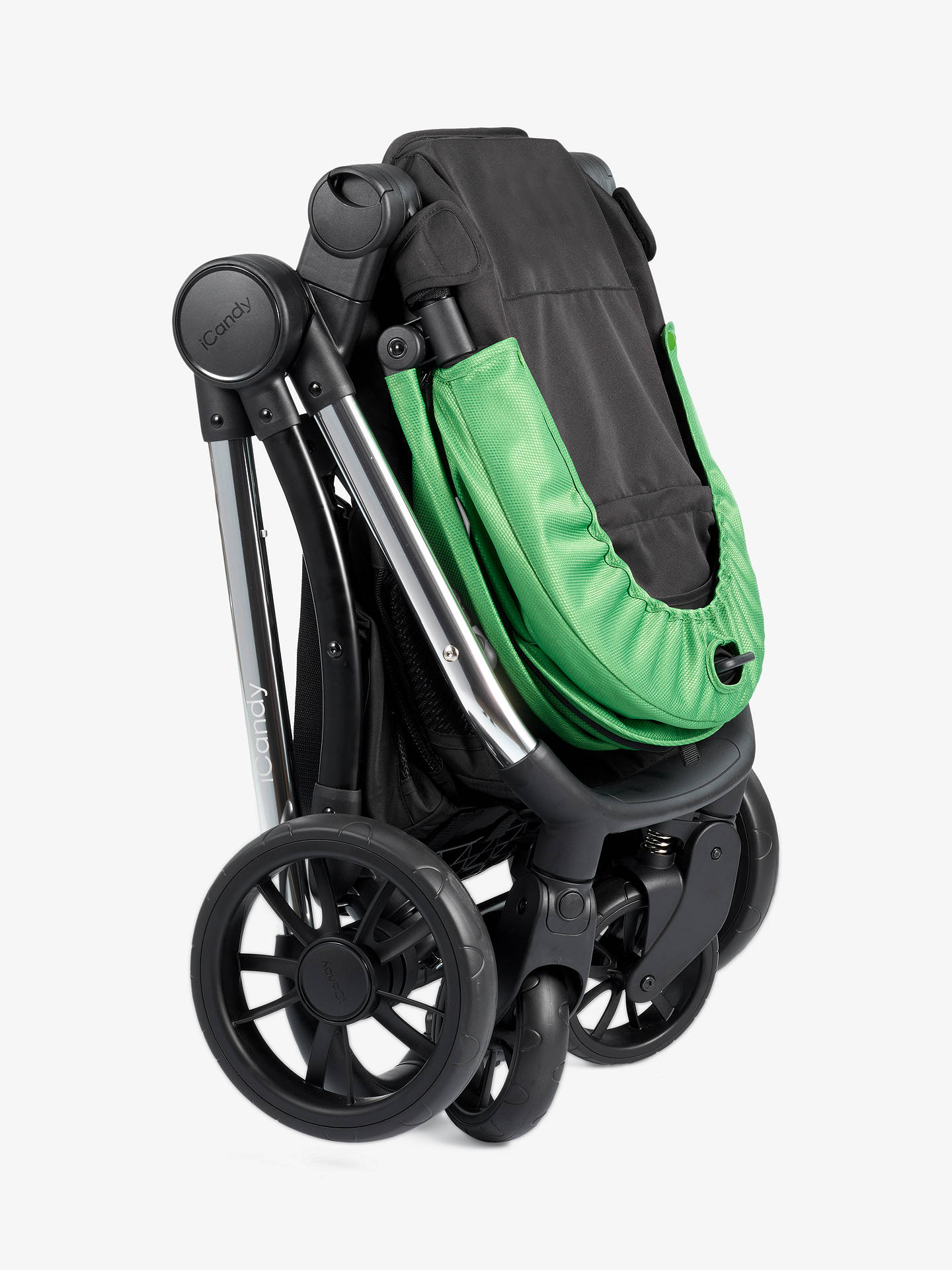 Buy iCandy Lime Pushchair and Carrycot, Lime Online at johnlewis.com