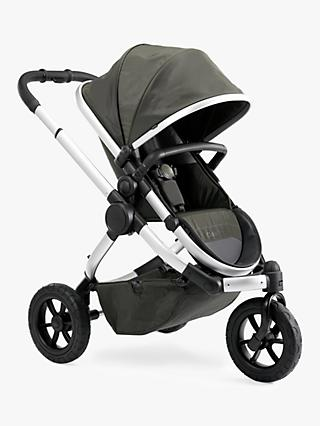 iCandy Peach All Terrain Pushchair and Carrycot, Forest