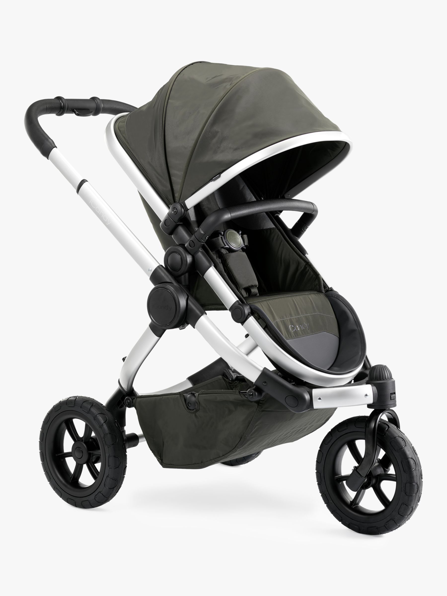 iCandy iCandy Peach All Terrain Pushchair and Carrycot, Forest