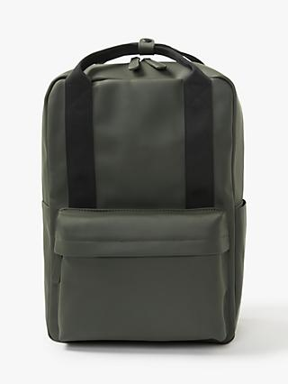 "John Lewis & Partners Vancouver 15"" Laptop Zip Top Backpack"
