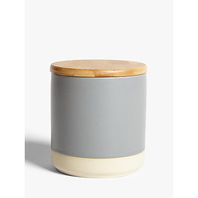 John Lewis & Partners Dipped Kitchen Storage Canister