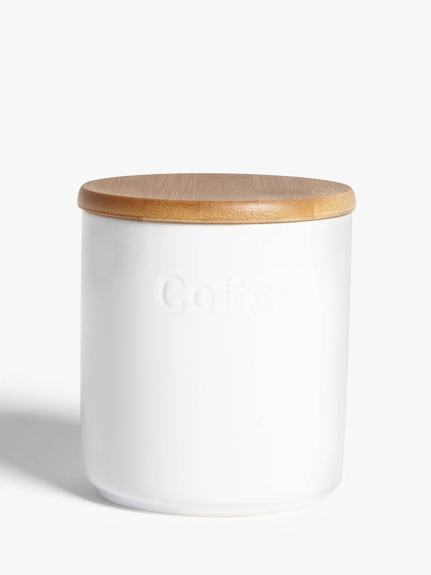 John Lewis Partners Ceramic Coffee