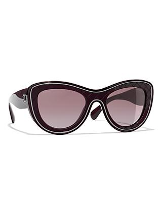 cfcb56c2758 CHANEL Butterfly Sunglasses CH5397 Havana Brown Gradient