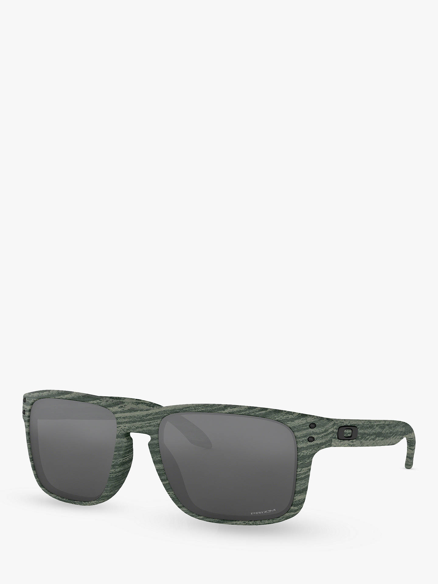 f65a9d6dd Buy Oakley OO9102 Men's Holbrook Square Sunglasses, Multi/Mirror Black  Online at johnlewis.