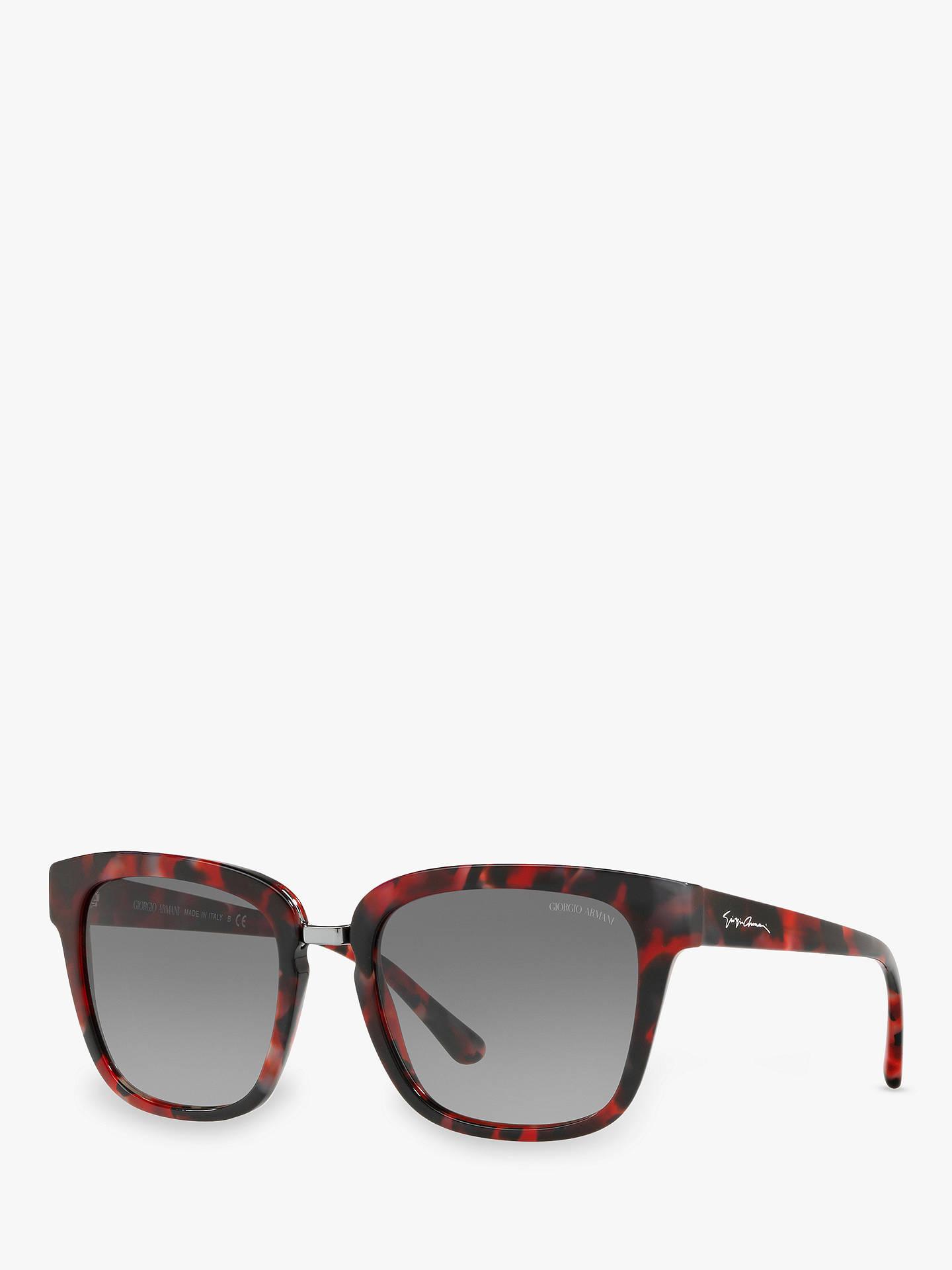 6c375bcc0ee Buy Giorgio Armani AR8106 Women s Square Sunglasses
