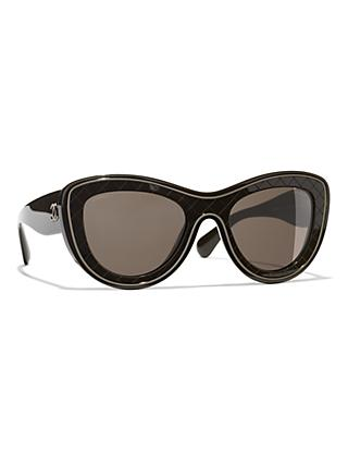 34fd1894201 CHANEL Butterfly Sunglasses CH5397 Brown Brown Gradient