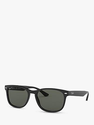 Ray-Ban RB2184 Women's Polarised Square Sunglasses