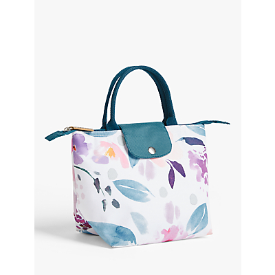 John Lewis & Partners Modern Country Floral Print Lunch Cooler Tote Bag, 5L