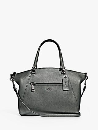 Coach Prarie Leather Satchel Bag